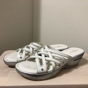 Cole Haan Nike Air sandals size 11AA